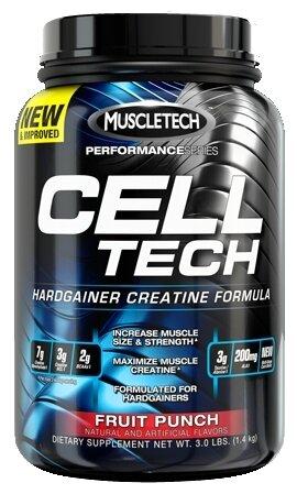 Креатин MuscleTech Cell-Tech Performance Series (1400 г) апельсин