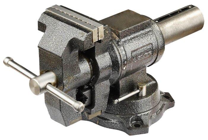 Тиски ЗУБР Эксперт 32712-100 100 мм