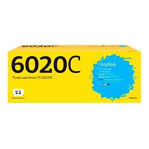 Картридж T2 TC-X6020C, совместимый картридж t2 tc s203e совместимый