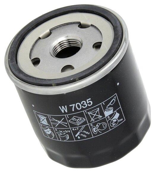 Масляный фильтр MANNFILTER W7035