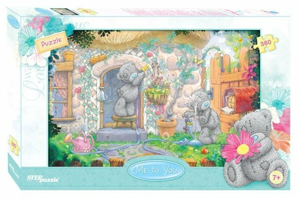 Пазл Step puzzle Cartе Blanche Me to You (96017), 360 дет.