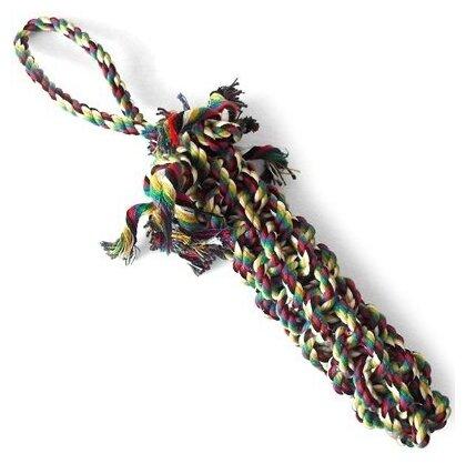 Канат для собак Triol веревка-плетеная косичка 305CQ/12111047