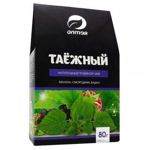 чай листовой алтэя луговой душица мята зверобой 80 гр 80 Чайный напиток травяной Алтэя Таежный , 80 г