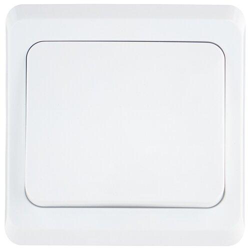 Выключатель 1-полюсный Schneider Electric ЭТЮД BC10-001B,10А, белый schneider двухклавишный выключатель этюд белый