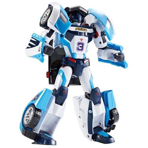 Купить Трансформер YOUNG TOYS Tobot Athlon Tornado 301065 голубой, Роботы и трансформеры