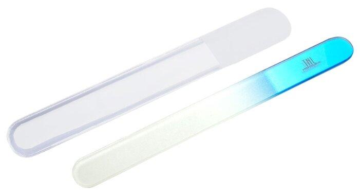 TNL Пилка стеклянная большая (фиолетовая), 20 см