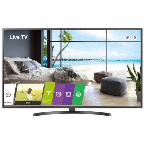 Фото - Телевизор LG 65UU661H 65 (2018) черный телевизор