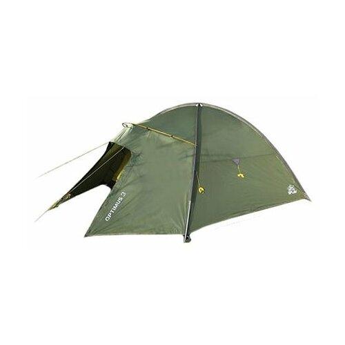 Палатка Сплав Optimus 3 зеленый