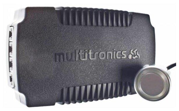 Комбинированные парктроники Multitronics PU-4TC серый