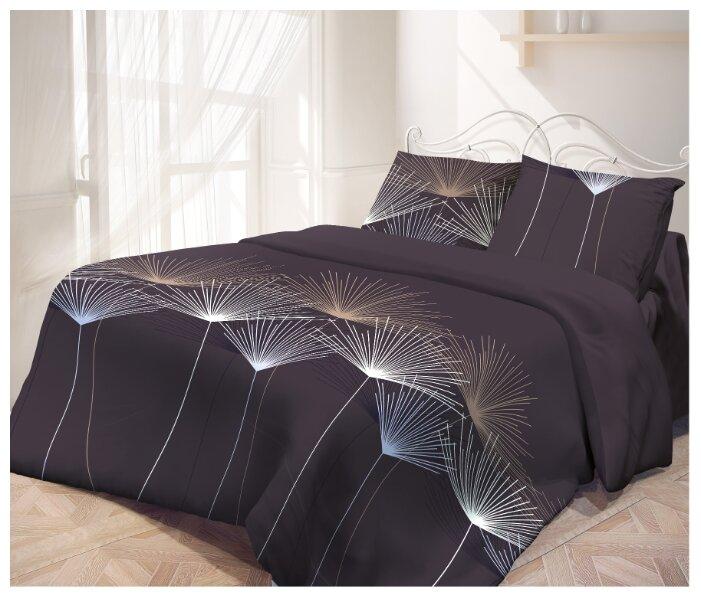 Постельное белье 2-спальное Самойловский текстиль Настроение 50 х 70 бязь