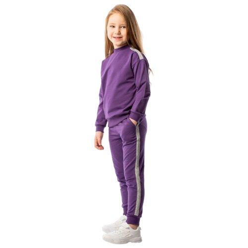 Свитшот bodo размер 86-92, фиолетовый свитшот bodo bodo mp002xc008v3