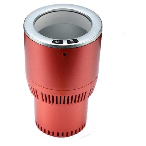 Термоподстаканник Paltier Smart Cup красный с серебром