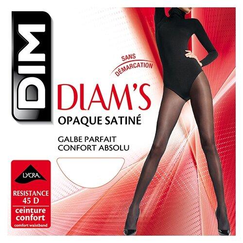 Колготки DIM Diam's Opaque Satin? 45 den noir 4 (DIM)Колготки и чулки<br>