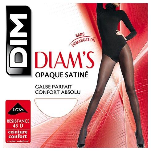 25e8ecb3261d Купить товар Колготки DIM Diam's Opaque Satiné 45 den noir 3 (DIM ...