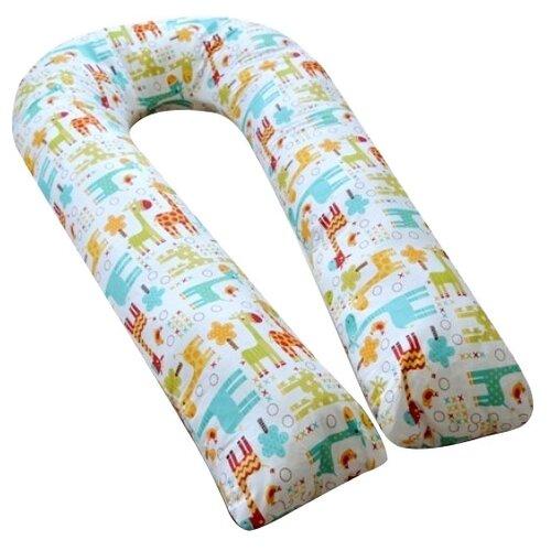 Наволочка Мастерская снов для подушки для беременных U-350 жирафики