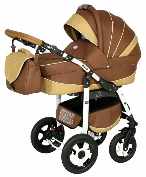 Универсальная коляска Verdi Broko (3 в 1)