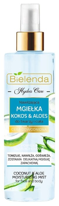 Дымка для тела Bielenda Hydra Care кокос