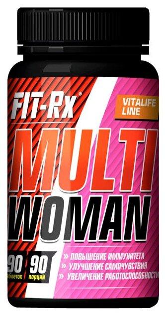 Минерально-витаминный комплекс FIT-Rx Multi Woman (90 таблеток)