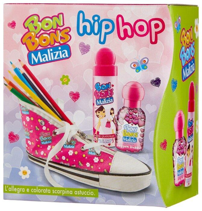 Набор косметики Malizia Bon Bons Hip Hop