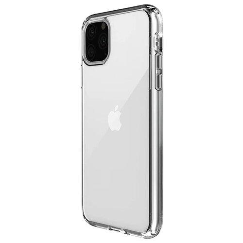 Чехол-накладка Gosso 217996 для Apple iPhone 11 Pro прозрачный чехол накладка gosso 728772 для apple iphone xr весенний взрыв