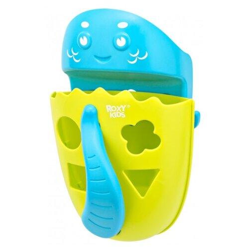 Контейнер ROXY-KIDS для ванной 33x21x8 см (RTH-001) зеленый