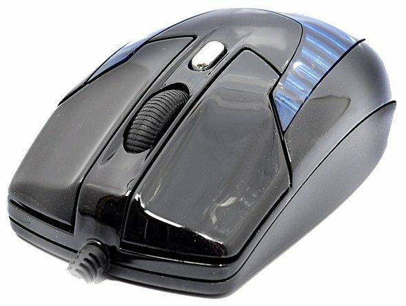 Мышь HQ HQ-MG31 Blue USB