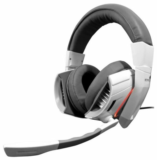 Компьютерная гарнитура GAMDIAS HEPHAESTUS Almighty Gaming Headset