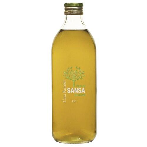 Casa Rinaldi Масло оливковое Pomace (Sansa), стеклянная бутылка 1 л casa rinaldi масло оливковое pomace sansa стеклянная бутылка 0 5 л