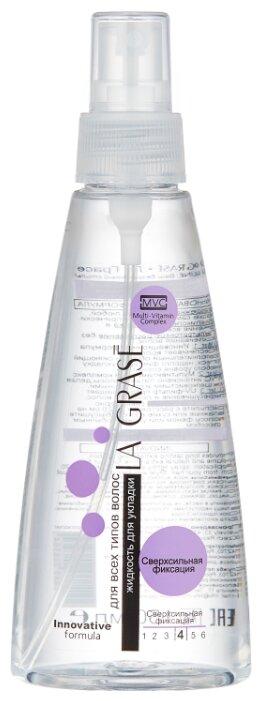 La Grase Спрей для укладки волос Сверхсильная