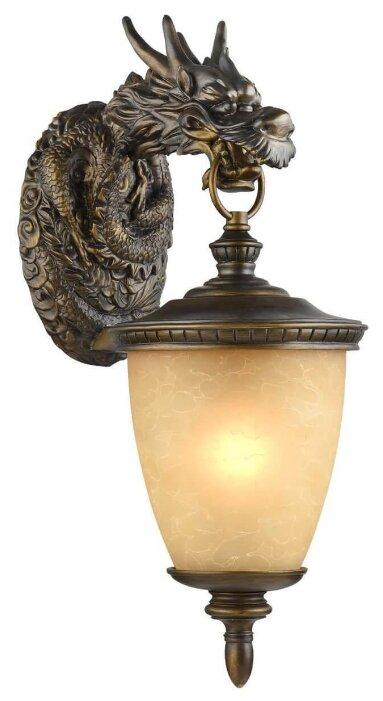 Favourite Уличный настенный светильник Dragon 1716-1W
