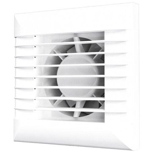 Вытяжной вентилятор ERA EURO 5S ET, белый 16 ВтВентиляторы вытяжные<br>