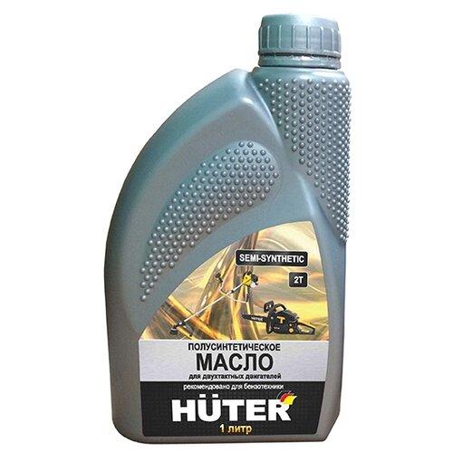 Масло для садовой техники Huter 2T 1 л
