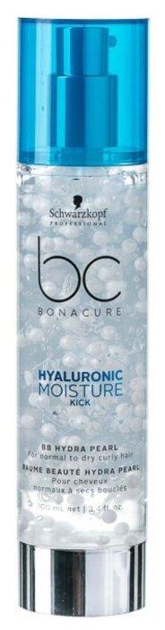 BC Bonacure Hyaluronic Moisture Kick BB-Крем для волос перламутровый