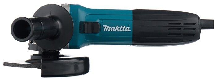 УШМ Makita GA5030, 720 Вт, 125 мм