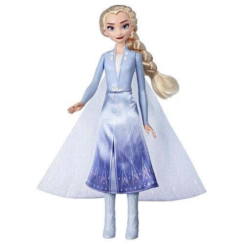 Кукла Hasbro Disney Princess Холодное сердце 2 Эльза в сверкающем платье E7000 набор кукол hasbro disney princess холодное сердце 2 делюкс e5504eu4