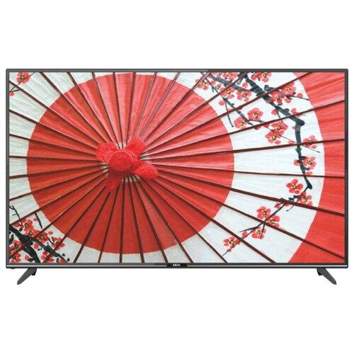 Фото - Телевизор AKAI LES-65D106M 65 (2020) черный телевизор akai les 43v90м 43 2019 черный