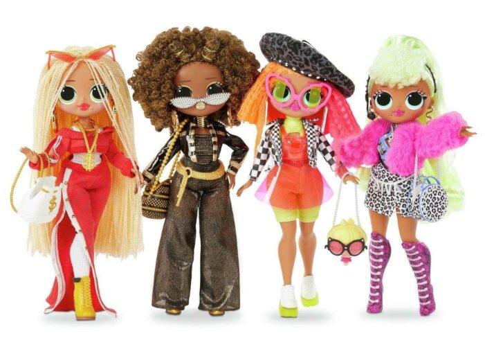 Пупс-куколка в коробочке, серия Десерты, с акссесуарами, цена за штуку, 5х4,4х10,2 см A387