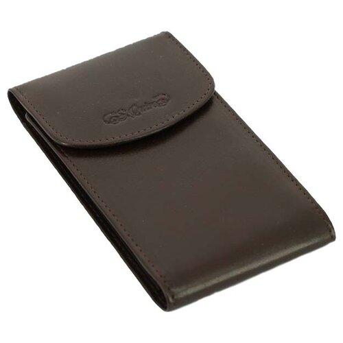 Визитница S.Quire 5800, коричневый по цене 499