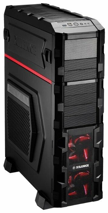 Компьютерный корпус Xilence Interceptor PRO Black