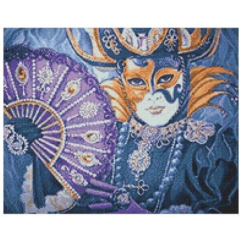 Фото - Гранни Набор алмазной вышивки Венецианский фестиваль ( Ag712) 48х38 см гранни набор алмазной вышивки славянские сказки ag 135 48х38 см