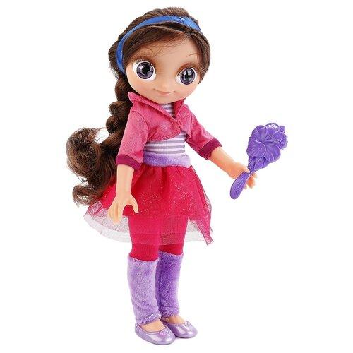 Купить Интерактивная кукла Карапуз Сказочный патруль Варя с дополнительным набором одежды, 33 см, SP0117-V-RU-OTF, Куклы и пупсы