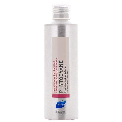 PHYTO Phytocyane Шампунь тонизирующий против выпадения волос у женщин 200 мл шампунь phyto phytocedrat