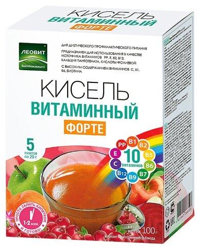 Леовит кисель витаминный форте 20г N5