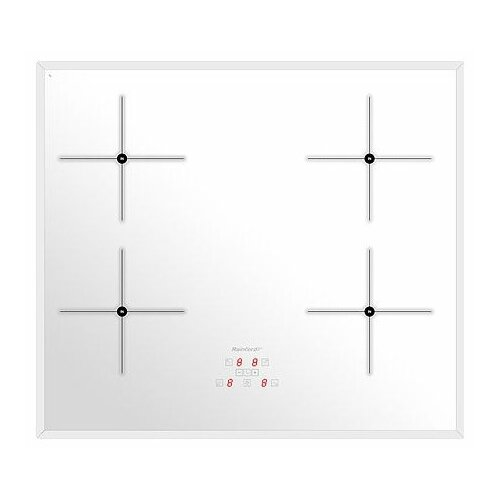 Индукционная варочная панель Rainford RBН 7604 BM2 WHITE
