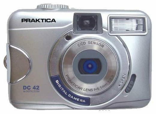 Фотоаппарат Praktica DC 42