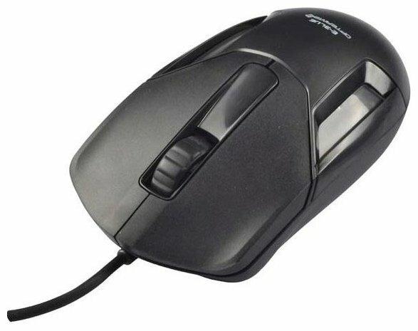 Мышь e-blue Opterma-R EMS116BK Black USB