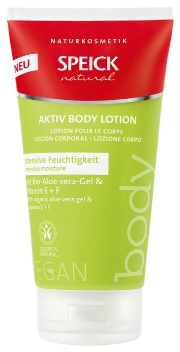 Лосьон для тела Speick Natural Aktiv Body