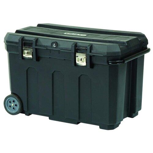 Ящик-тележка STANLEY Mobile Job Chest 1-93-278 96.2x57.8x59.1 см черный ящик тележка stanley 1 92 904 pro mobile tool chest 59x37x42 см черный желтый