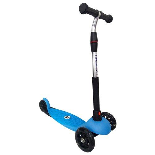 Кикборд Shantou City Daxiang Plastic Toys M13 синийСамокаты<br>