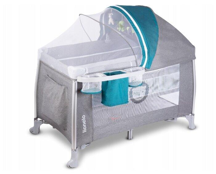 Манеж-кровать Lionelo New Simon